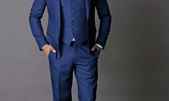 kostuum 3-delig € 179,90